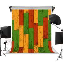 Kate 6.5x10ft/2m(W) x3m(H) Wood Wall Backdrop Mexico Wooden Floor Photography Backgrounds Party Decoration Photo Props Backdrops