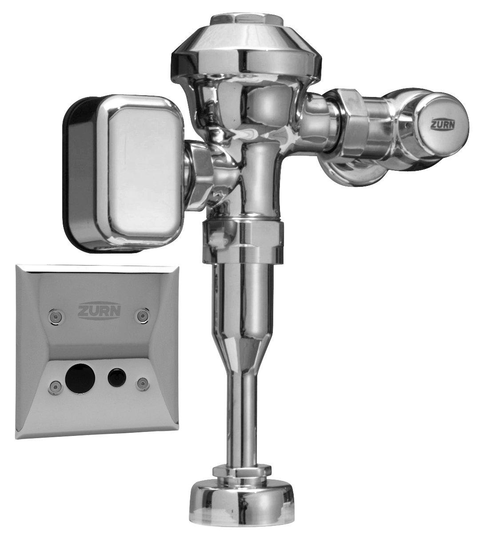 Zurn ZEMS6003-EWS.0001 0.5 gpf Aquaflush Hard wired ZEMS Flush Valve w/Integral Sensor