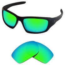Tintart Performance Lenses Compatible with Oakley Valve New 2014 Polarized Etched