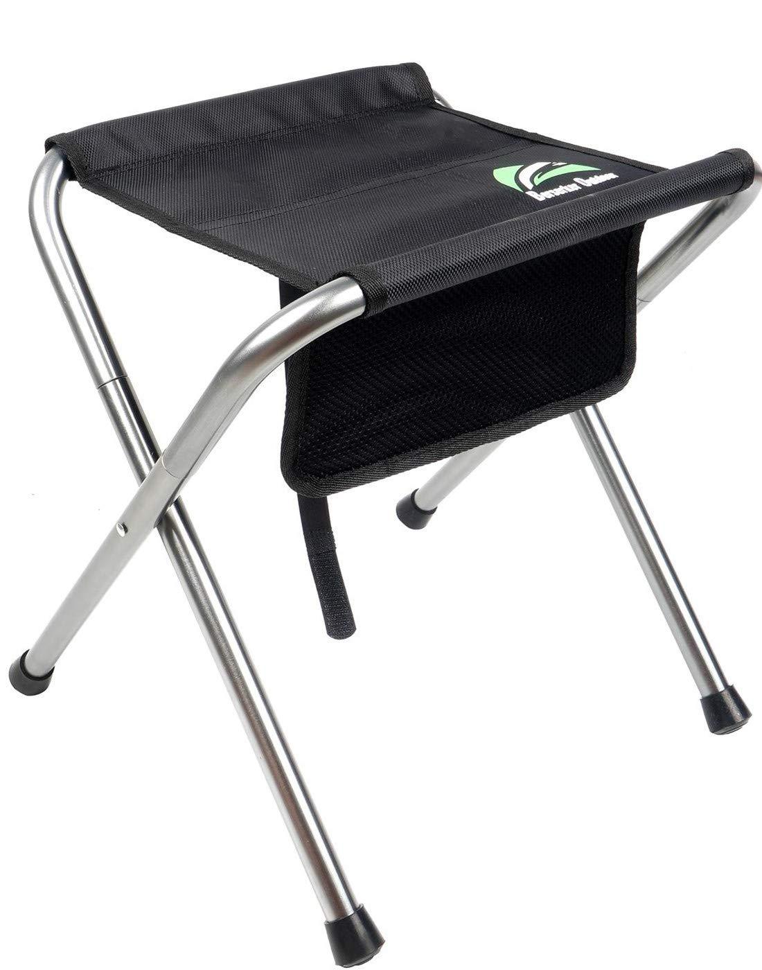 Folding Camping Multifunction Stool or Table Hiking Aluminium Lightweight