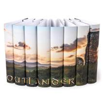 Outlander | Juniper Books Custom Designed Outlander Dust Jackets Books NOT Included | Author Diana Gabaldon