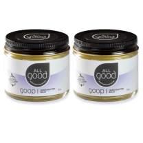All Good Goop - Organic Skin Relief Balm & Ointment w/Calendula for Dry Skin, Scars, Eczema, Diaper Rash, Bug Bites, Burns, Chapped Lips - Safe for Baby & Sensitive Skin (2 oz)(2-Pack)