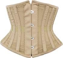 Orchard Corset CS-411 Women's Mesh Underbust Original Steel Boned Waist Training Corset