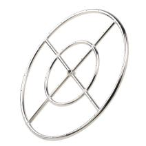 """Stanbroil 24"""" Round Fire Pit Burner Ring, 304 Series Stainless Steel, BTU 296,000 Max"""