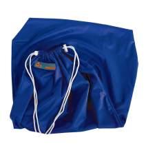 Lil Helper Multipurpose Large Wet Bag for Diapers, Beach, Swimwear, Pool, Gym, and Travel (Print) (Dark Blue)