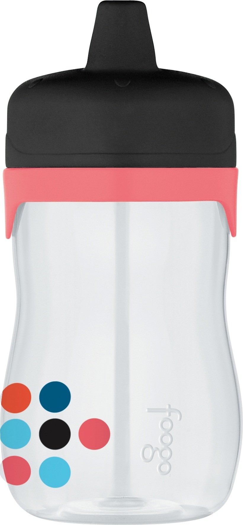 Thermos Foogo 11-Ounce Hard Spout Sippy Cup, Poppy Patch Pattern