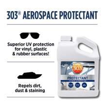 303 Products 30370 Marine & Recreation Aerospace Protectant - 1 Gallon, White