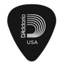 Planet Waves Black Celluloid Guitar Picks, 10 pack, Medium
