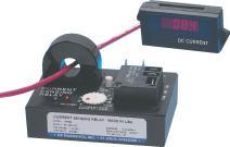 CR Magnetics CR5395-LH-24D-330-X-CD-ELR-I DC Current Sensing Relay with Internal Transformer, 24 VDC, Latch on High Trip, 3.0-30 ADC Trip Range