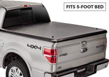 Undercover Classic One-Piece Truck Bed Tonneau Cover | UC4050 | Fits 05-15 Toyota Tacoma 5' Bed