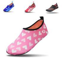 Kids Water Shoes - Comfortable, Flexible, Anti-Slip, for Pool, Beach, Splash Pad, Sports