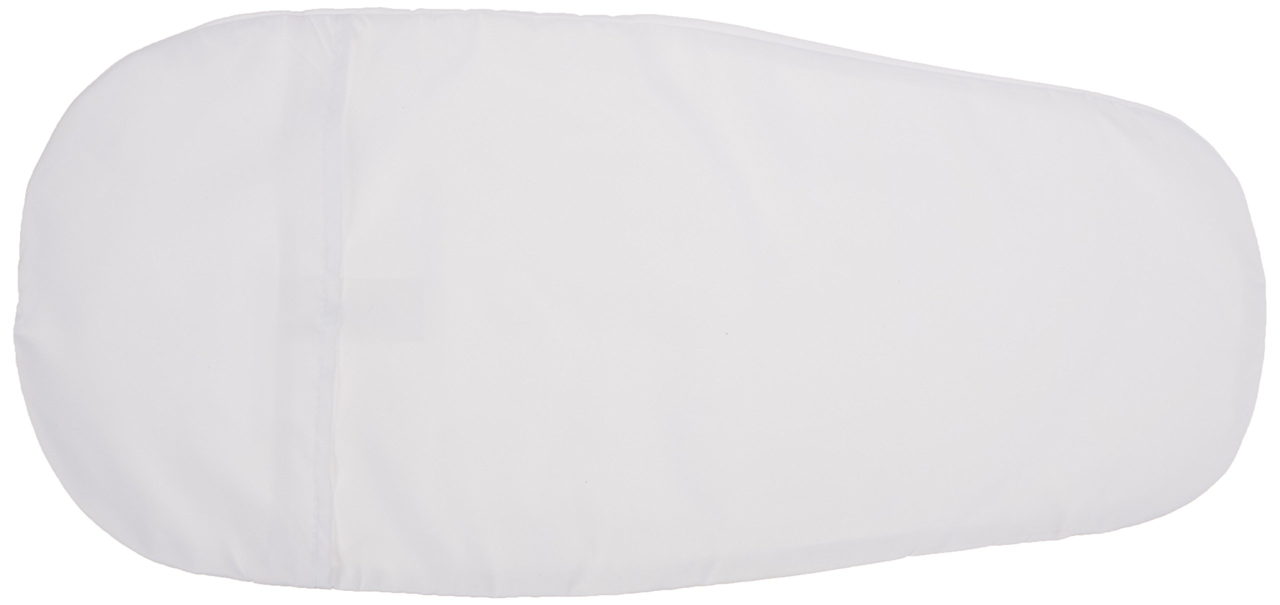 Baby Delight Snuggle Nest Surround Sheets, White, X-Large