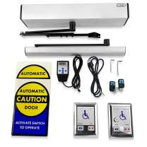 Olideauto Automatic Swing Door Operator with Washroom Switch for Disabled