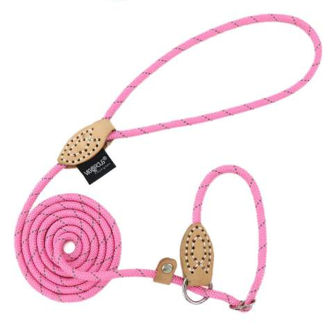 Large and Extra Heavy Dogs and Cats Grand Line Reflective Dog Lead Slip Roap Pets Leash for Small Medium