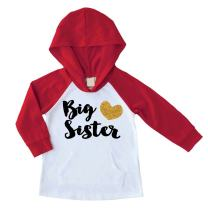 Bump and Beyond Designs Big Sister Shirt Pregnancy Announcement Big Sister Hoodie