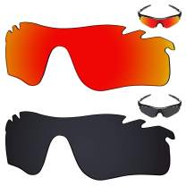 Galvanic Replacement Lenses for Oakley RadarLock Path Vented OO9181 Sunglasses - Multiple Choices