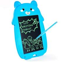 TAEERY LCD Writing Tablet 8.5 Inch Kids Doodle Board with Screen Lock Drawing Tablet for Write Chores and for 3 4 5 6 7 Year Old Girls Boys Gifts