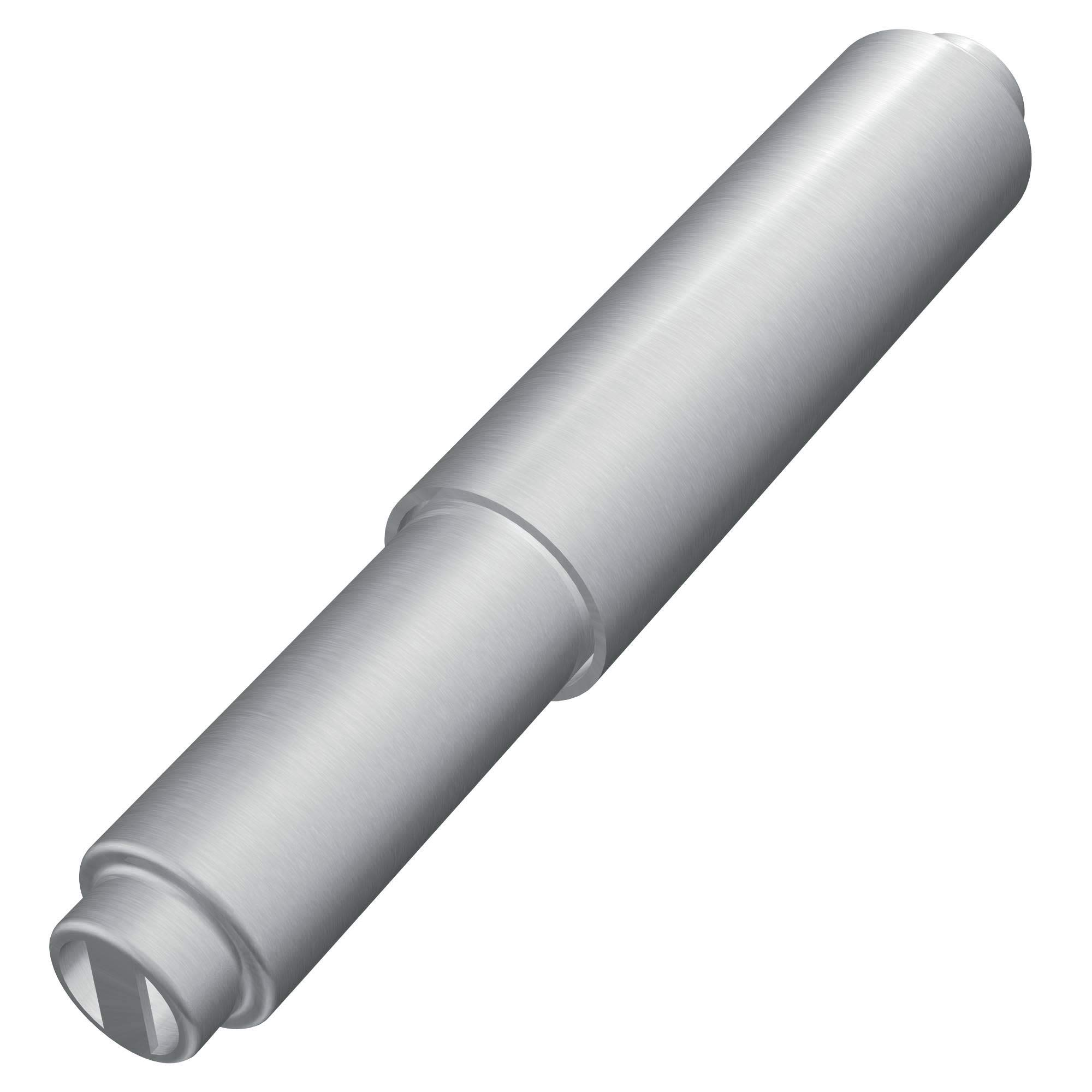 Moen YB8099BC Mason Replacement Toilet Paper Roller, Brushed Chrome