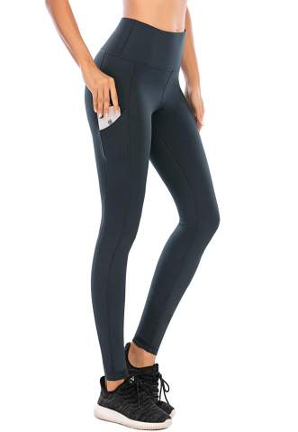 AOR Womens High Waist Yoga Pants Workout Leggings Tummy Control Compression Pants