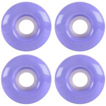 KSS Gloss 97A Skateboard Wheel Set (Set of 4)