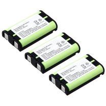 900mAh 3.6V Rechargeable Ni-MH Battery for Panasonic Cordless Phone HHR-P104 HHR-P104A Type29 (3 Pack)