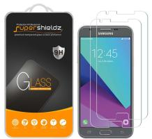 (2 Pack) Supershieldz for Samsung (Galaxy Sol 2) Tempered Glass Screen Protector, Anti Scratch, Bubble Free