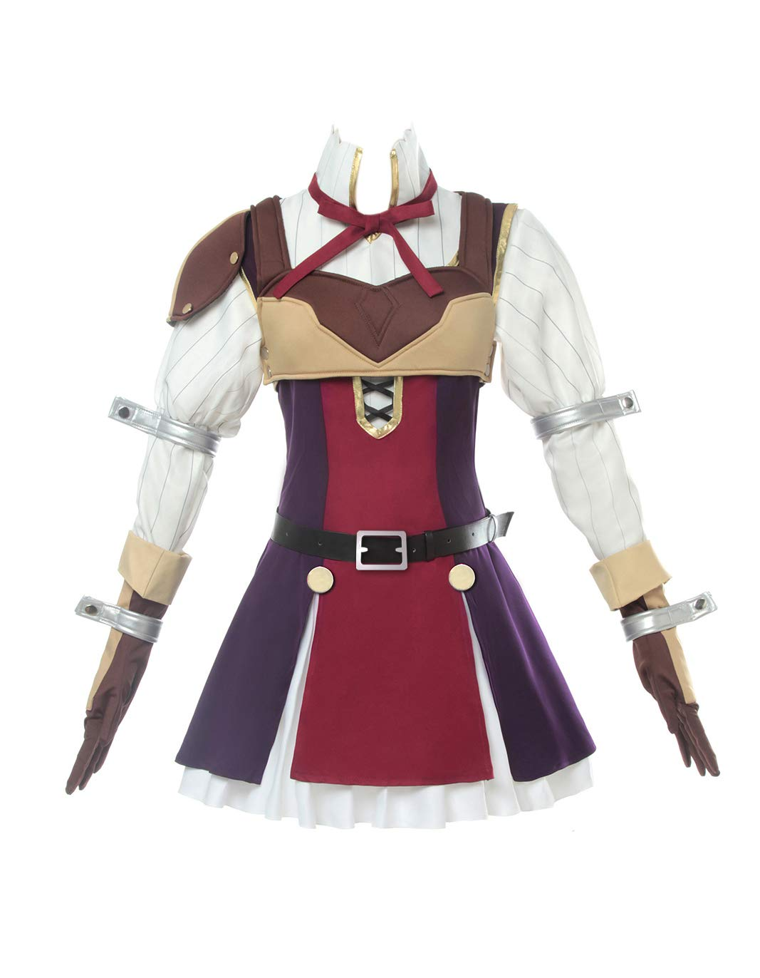 ROLECOS Raphtalia Cosplay Costume Japanese Anime Battleframe Outfit