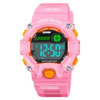 Dreamingbox Sport Digital Wrist Watches for Kids - Best Gifts