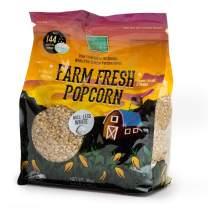 Wabash Valley Farms Popcorn Kernels - Baby White Hull-Less - 6 lb
