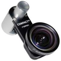 [SURPASS-i] Compact 0.65x Wide Angle Lens for Galaxy Series (Black)