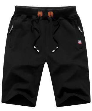 S-XXL Eytino Women Casual Ruffled Trim High Waist Summer Shorts with Pocket