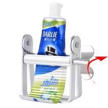 Fabcell Toothpaste Tube Squeezer Dispenser – Metal Tube Squeezer for Tooth Paste/Paint Tube/Cosmetics/Color Dye/Hand Cream/Artist/Hair Salon/Painter