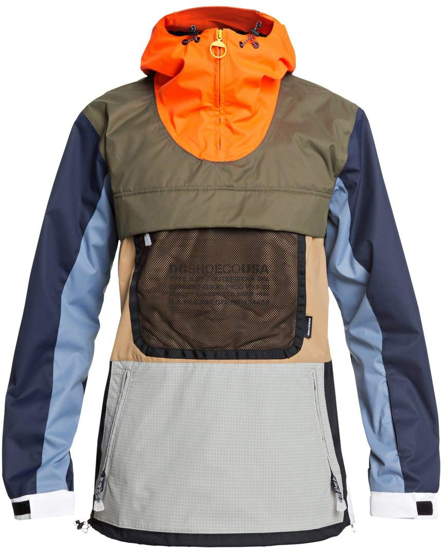 DC ASAP Anorak SE Snowboard Jacket Mens