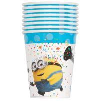 9oz Despicable Me Minions Party Cups, 8ct