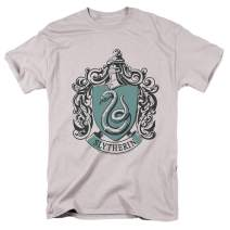 Popfunk Harry Potter Slytherin Logo Adult T Shirt & Stickers