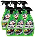 Turtle Wax (T-18-6PK All Wheel and Tire Cleaner - 23 fl. oz, (Pack of 6)