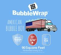 America's Best Bubble Wrap Cushion - 90 Feet
