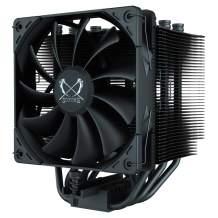 Scythe Mugen 5 CPU Air Cooler, 120mm Single Tower, Black Edition