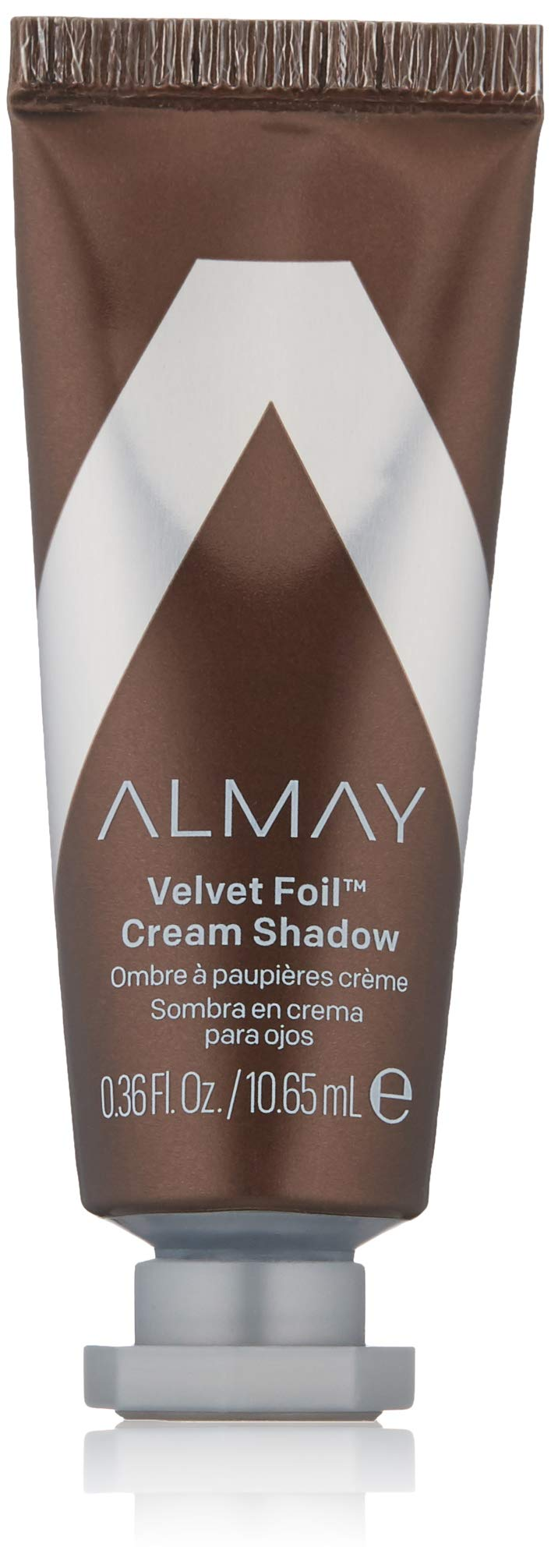 Almay Velvet Foil Cream Shadow, End Game, 0.36 fl. oz, metallic eyeshadow