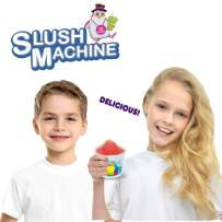 AMAV Toys Amav Toys Slush Machine Maker - Make Your Own Homemade Slush Multi Color with Your Kids - Best Activity for Friends To Do Together - Perfect Present For Kids Aged 5+ (1633)