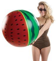 BigMouth Inc Giant Watermelon Beach Ball, Fun Summer Pool Toy