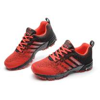 Git-up Running Shoes for Men Women Lightweight Sneakers Breathable Knit Athletic Multi-Function Sports Shoes Fashion