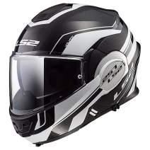 LS2 Helmets Modular Valiant Helmet (Lumen Matte-Gloss - Medium)