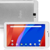 Indigi 4G LTE Phablet 7-inch [QuadCore + 2GB RAM/16GB ROM] Official Android Pie OS Tablet Phone - GSM Unlocked - AT&T T-Mobile