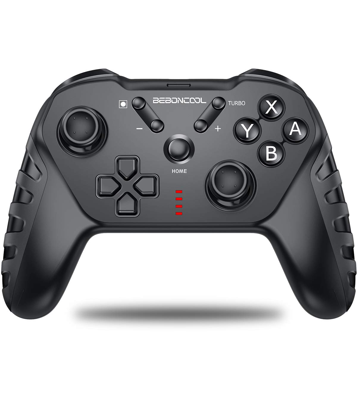 BEBONCOOL Switch Controller for Nintendo Switch/Lite with Auto-Fire Function, Wireless Switch Pro Controller with Turbo,Motion Control,Dual Shock for Nintendo Switch Controller