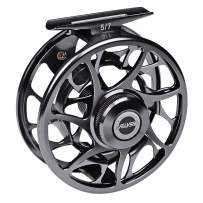 PROBEROS Fly Fishing Reel, CNC Machined Aluminum Large Arbor Alloy Body Fly Reels, 5/7 7/9 9/10 Weight