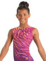 GK Girls Gymnastics Leotards Dance Ballet Apparel One Piece