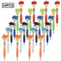 Mop Topper Pen Stylus Pen Screen Cleaner for Kids and Adults with Pen Case (24)