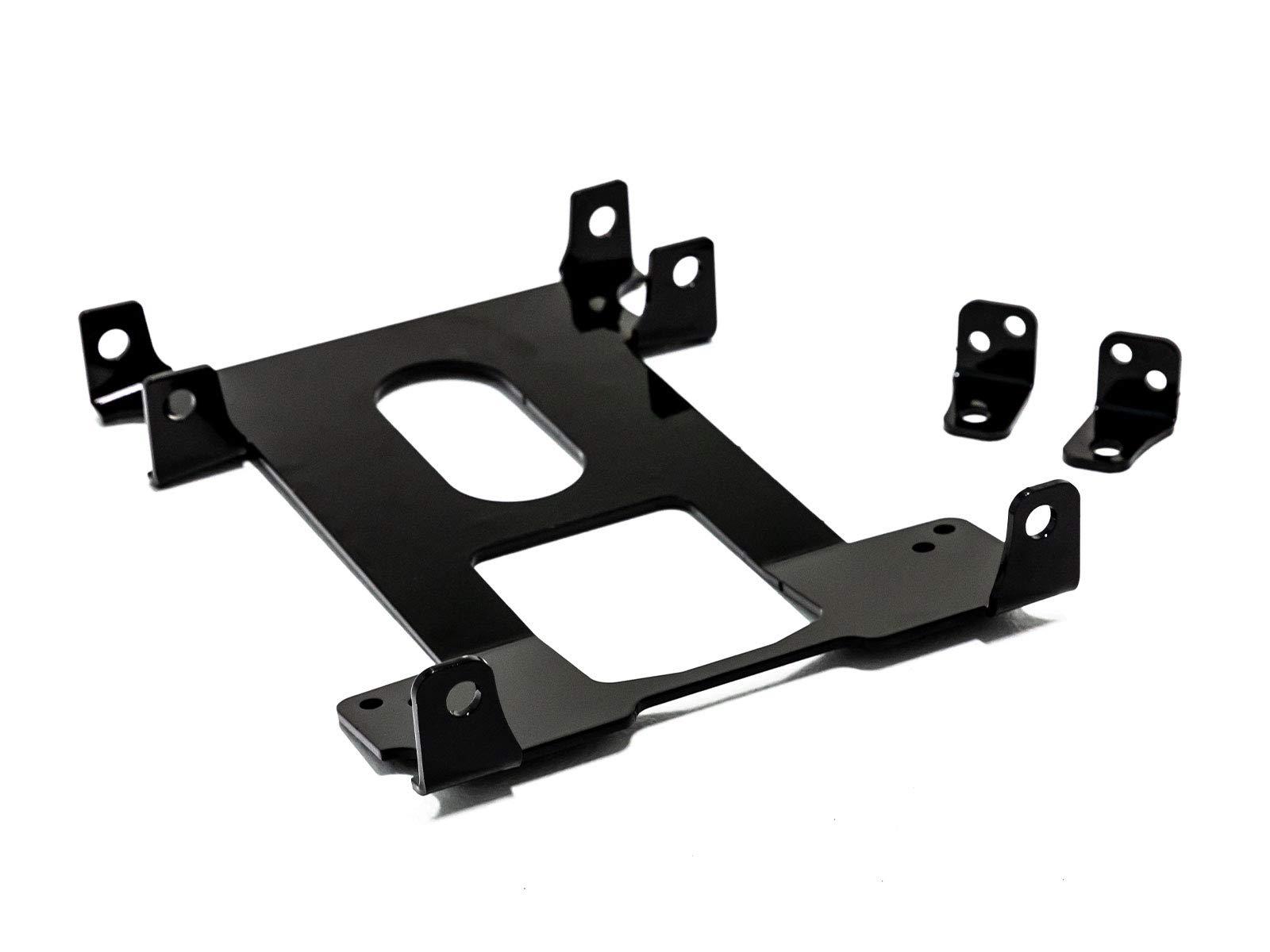 SuperATV Front Suspension Frame Stiffener for Polaris RZR PRO XP / 4 (2020+) - Black