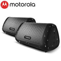 Motorola SonicSubs630 Portable Bluetooth Speakers | IPX5 Splash Proof Bluetooth Speaker | 9Hours Speaker Compatible with Voice Assistant |Loud Extra Bass Portable Speakers Bluetooth Wireless
